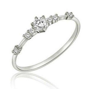 Promise Engagement Ring 5